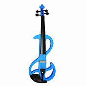 Chow's - (EV08) 4/4 Basswood Electric Violin Outfit (Multi-Color)