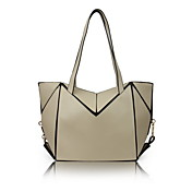 Women's Spliced Candy Color Tote