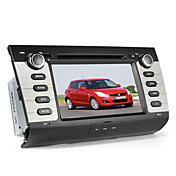 7 tommers Bil DVD spiller for SUZUKI SWIFT (Bluetooth, GPS, iPod, RDS, SD / USB, Steering Wheel Control, Touch Screen)