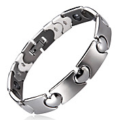 Echtheid Titanium Gezondheid armband (TB14)