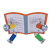 Contemporary Iron Children Wall Lights with 4 Lights in Book Design