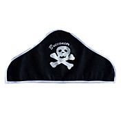 Crescent Black Pirate Costumes Hat