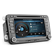 Android 7 Inch Car DVD Player for VW (Capacitive Touchscreen, GPS, ISDB-T, Wifi, 3G)