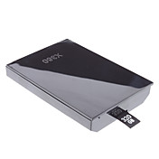 plastik 320GB Hard Drive Disk cover til Xbox 360 Slim (sort)