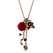 Women's Flower Pendant