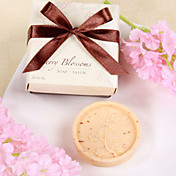 Cherry Blossom Soap Wedding Favor