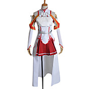 Cosplay Costume Inspired by Sword Art Online Asuna Yuuki