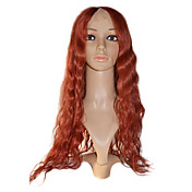 Full Lace 20 Inch 100% Human Hair Body Wave Hair Pruiken