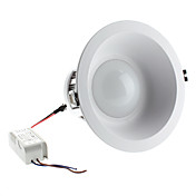 12W 1150-1200LM 6000-6500K Natural White Light Ball LED-Deckenleuchte Lampe (85-265V)