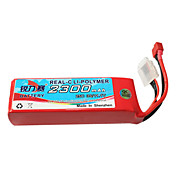 Real-C High Rate 2300mAh 11.1V 3S 25C Li-Polymer-Akku