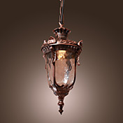 Lmpara Chandelier con 1 Bombilla - GOLETA