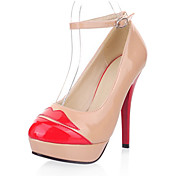 Patent Leather Stiletto Heel Pumps With Buckle Party / Evening Shoes(More Colors)