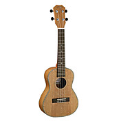 TOM - (TUC-400) Laminated Pearl Wood Concert Ukulele with Bag