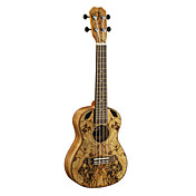 TOM - (TUT-800) Saplted Maple Tenor-Ukulele mit Tasche