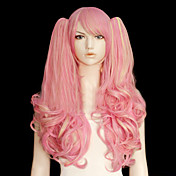 Lolita Wig Inspired by Pink  Mixed Color 70cm Sweet