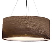 25W Moderne anheng lys med papir Shade