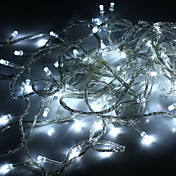 100-Light White LED Wedding Decoration String (10m, 220V)