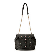 BINGO Beads Chain Belt Crossbody(Black)