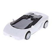 Solar Power Mini Racing Car (wit)
