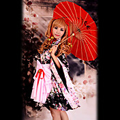Cosplay Costume Inspired by Vocaloid Kasane Teto Kimono s