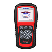 Autel OLS-301 100% OBDII / EOBD Dekning