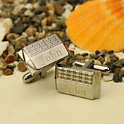 Personalized Vintage Cufflinks With Gift Box