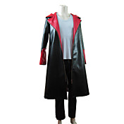 traje cosplay inspirado Devil May Cry 5 dante yougth