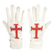 Cosplay Gloves Inspired by Trinity Blood Holy Cross Pope