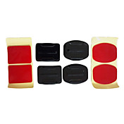 Multi-Function Mount Holder Set For GOPRO Sorts Camcorder 8 Pieces Per Pack (Red+Black)
