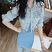 Women's Short Denim Jacket