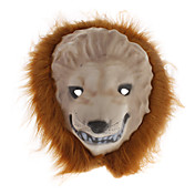 PU Lion Mask Toy for Children