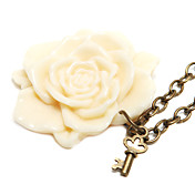 Fashion Flower Women's Necklaces