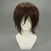 Cosplay Wig Inspired by Code Geass-Kururugi Suzaku