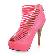 Vintage Stiletto Heel Ankle Boots With Hollow-out  Party / Evening / Shoes (More Colors)