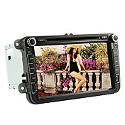 8 Inch Car DVD Player for Volkswagen (GPS, ATSC, iPod, RDS)