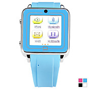 TW208 Youth Version -Graphic Ultra-thin Watch Mobile Phones with 130MP Camera(4 Color Selectable)