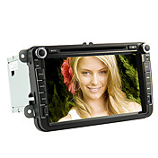 8 Inch Car DVD Player for Volkswagen (GPS, iPod, RDS)