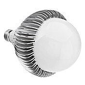 E27 21W 1950LM 6000-6500K Branco Natural Lâmpada LED Ball (85-265V)