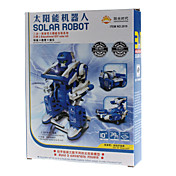 3-in-1 3D DIY Educatieve Solar Robot Tank Scorpion Toy
