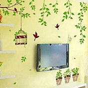 En Palsm of Life Wall Sticker