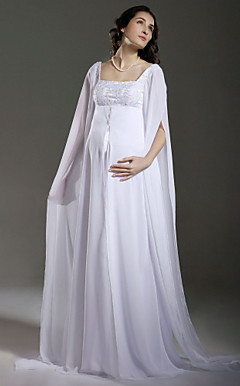 CALLIOPE - Abito da Sposa in Chiffon