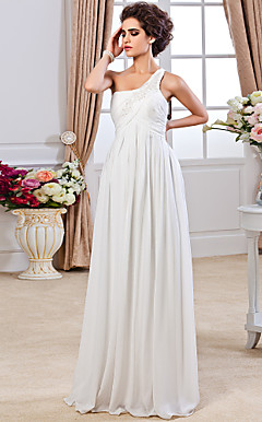 IRVING - Abito da Sposa in Chiffon