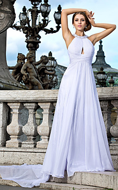 LANATA - Kleid fr Abendveranstaltung aus Chiffon