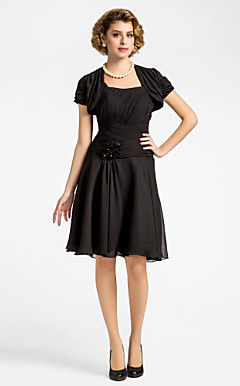 JERSEY CITY - Kleid fr die Brautmutter aus Chiffon mit Bolerojckchen