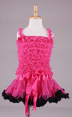 Nice Petti Tops With Matching PettiDress Set Cotton/Tulle Flower Girl Dress
