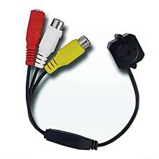 venta al por mayor micro cámara a color con cable de audio estenopeica (af029) (desde 5 unidades)