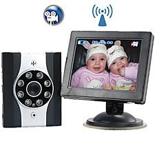 venta al por mayor coche inalámbrico de vigilancia para bebés con visión nocturna + DVR (sfa827)