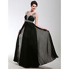 vente en gros robe fourreau / colonne soir carrés de tulle-parole longueur prom / (fsh0082)