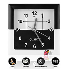 venta al por mayor reloj con cámara incorporada en marcha la vigilancia del sensor