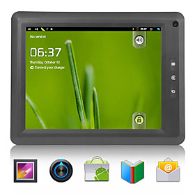 Gladiator - Tablet Android 2.3 Gladiator Capacitas HD
